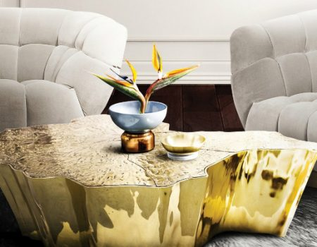 20 Modern Center Tables for a Comfortable and Luxurious Living Room