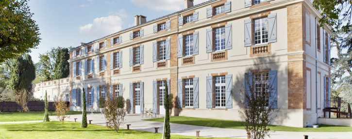 Discover Château de Drudas, An 18th-Century Historic Villa In France