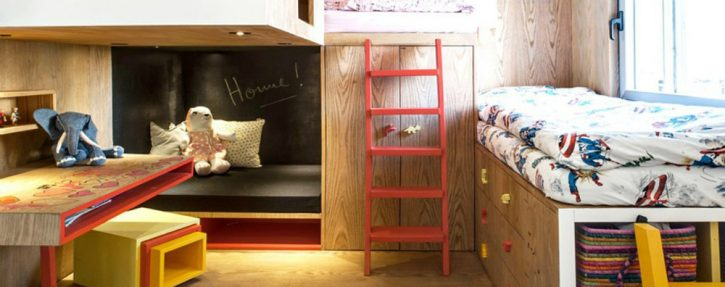 Original Interior Design Solutions to Enhance Your Children Room
