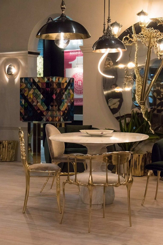 Maison et Objet DBI Highlights the Best Luxury Stands Seen at Maison et Objet 2019 DBI Highlights the Best Luxury Stands Seen at Maison et Objet 2019 2