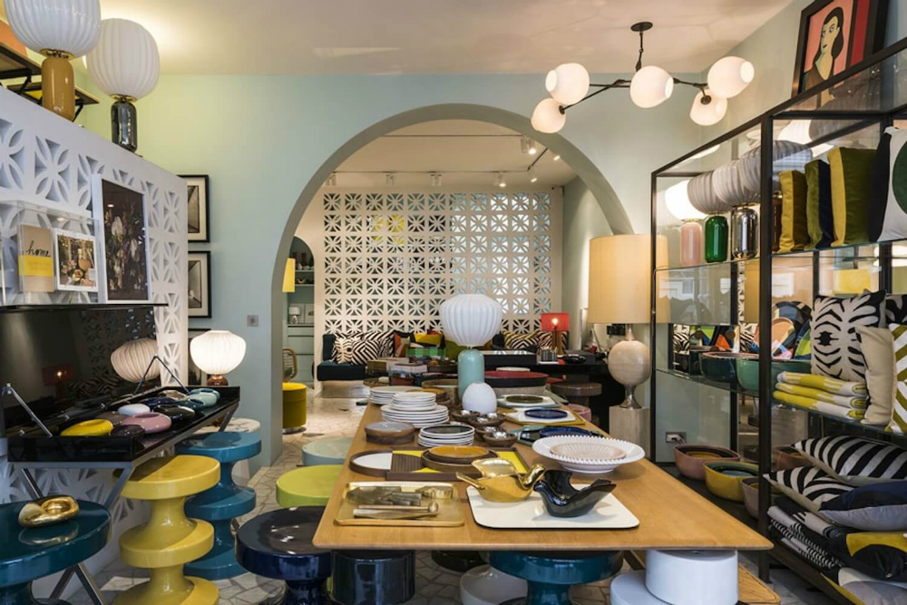 maison et objet 2019 Thrilling Design Ventures to Experience During Maison et Objet 2019 est living paris shopping india mahdavi 2