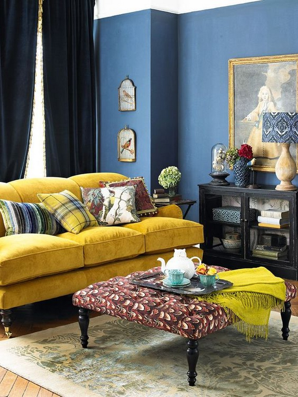 Yellow Mellow: feel inspired by this 2019 interior design trend Yellow Mellow Yellow Mellow: feel inspired by this 2019 interior design trend 64b694b9c305d2461ec975499e4a23e1