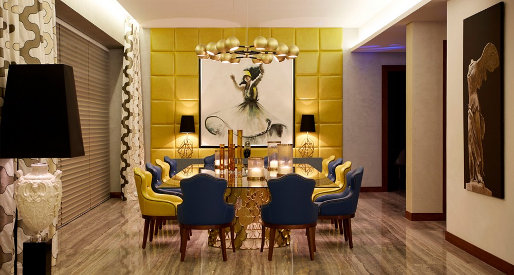 Yellow Mellow: feel inspired by this 2019 interior design trend Yellow Mellow Yellow Mellow: feel inspired by this 2019 interior design trend BB Dining Room 5