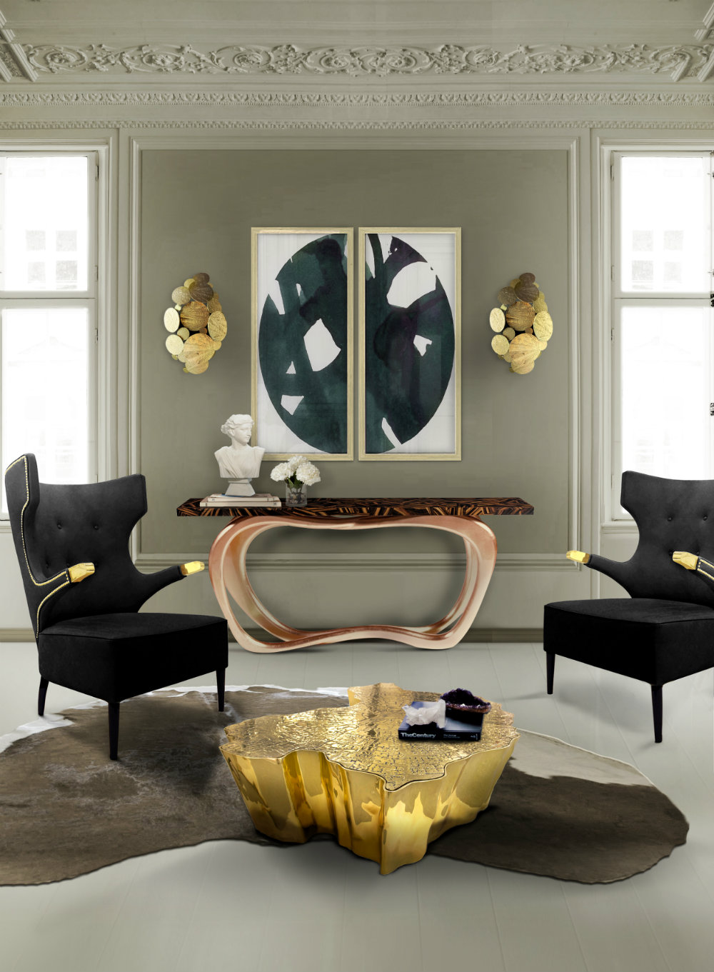 Have a look at Boca do Lobo's top trends for 2019 top trends Have a look at Boca do Lobo's top trends for 2019 BL Living Room one