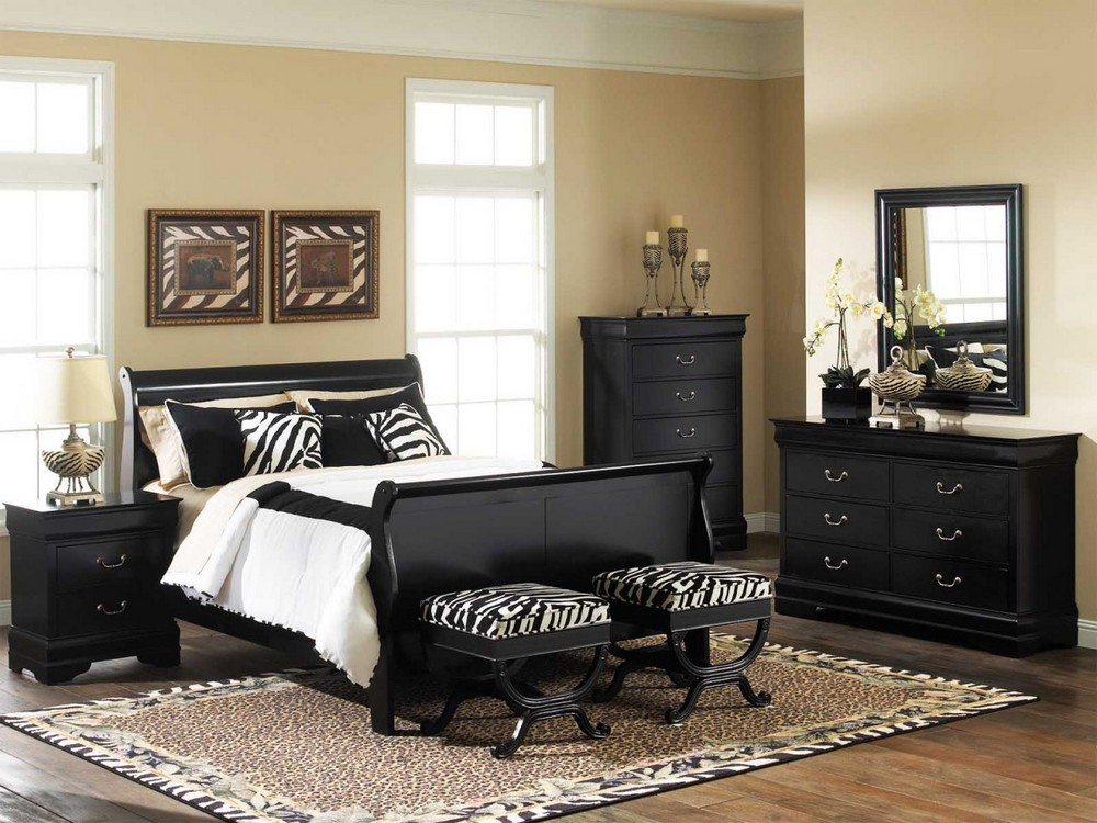 Create a new mood to your home decor with Black style black style Create a new mood to your home decor with Black style Black Bedroom Furniture