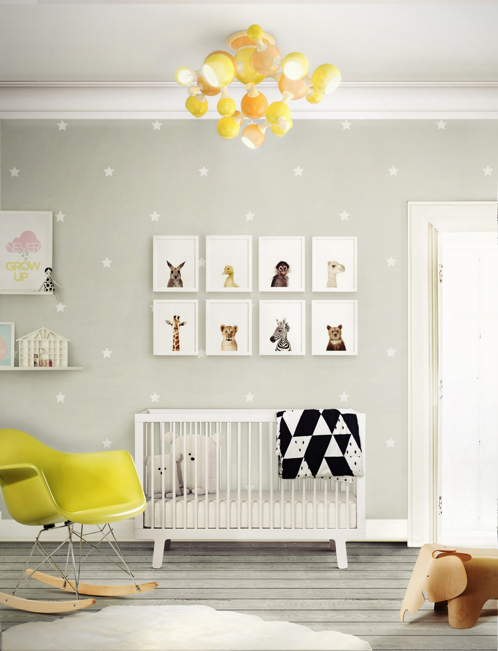 Yellow Mellow: feel inspired by this 2019 interior design trend Yellow Mellow Yellow Mellow: feel inspired by this 2019 interior design trend CC Kids Bedroom 5