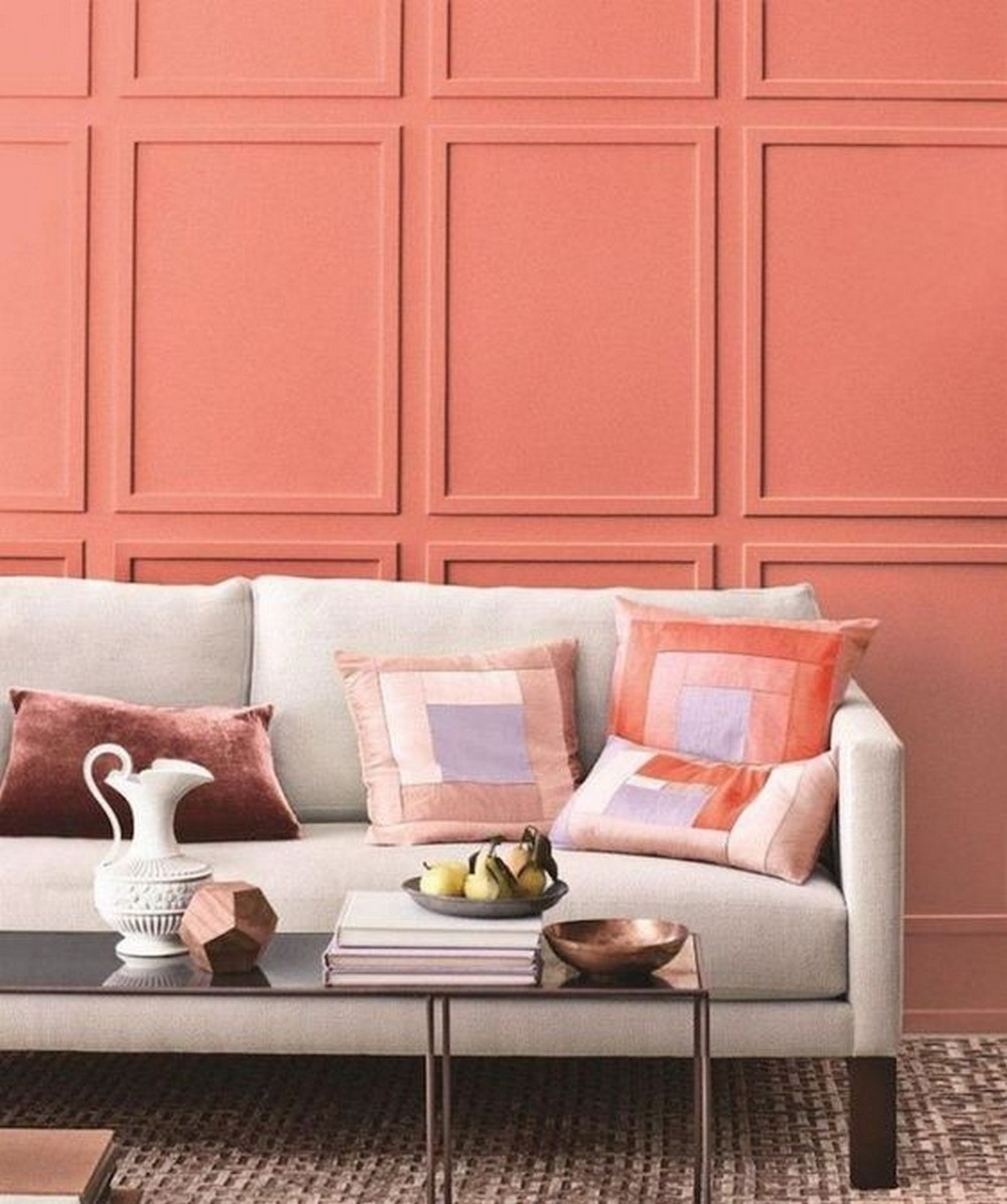 Living Coral Have a look at some inspiring decor images with Living Coral Coral3