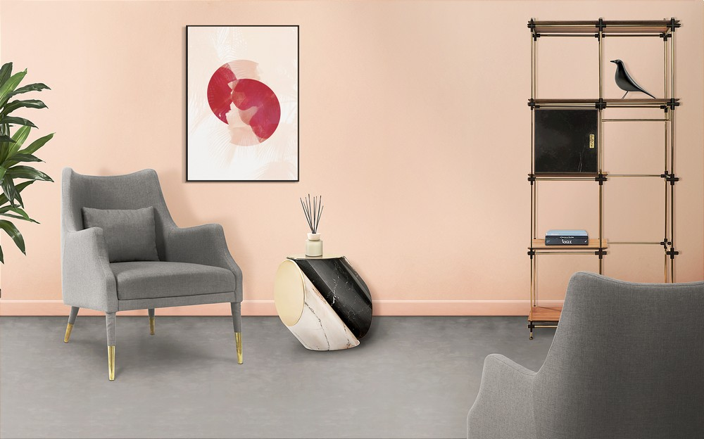 Mid-Century interior decoration Here are some lovely examples of Mid-Century interior decoration EH Living Room 5