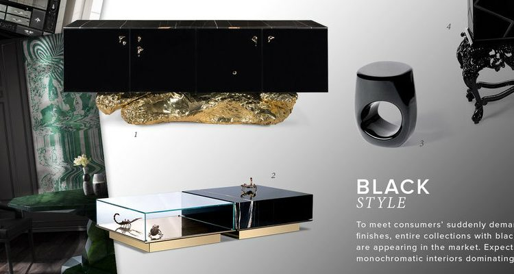 black style Create a new mood to your home decor with Black style FEATURE 2 750x400