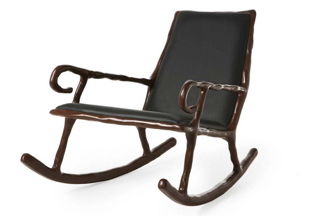 A look at these Rebellious Contemporary Designs by Maarten Baas maarten baas Maarten Baas: A look at his Rebellious Contemporary Designs Incredible and Rebellious Contemporary Design by Baas Clay Rocking Chair