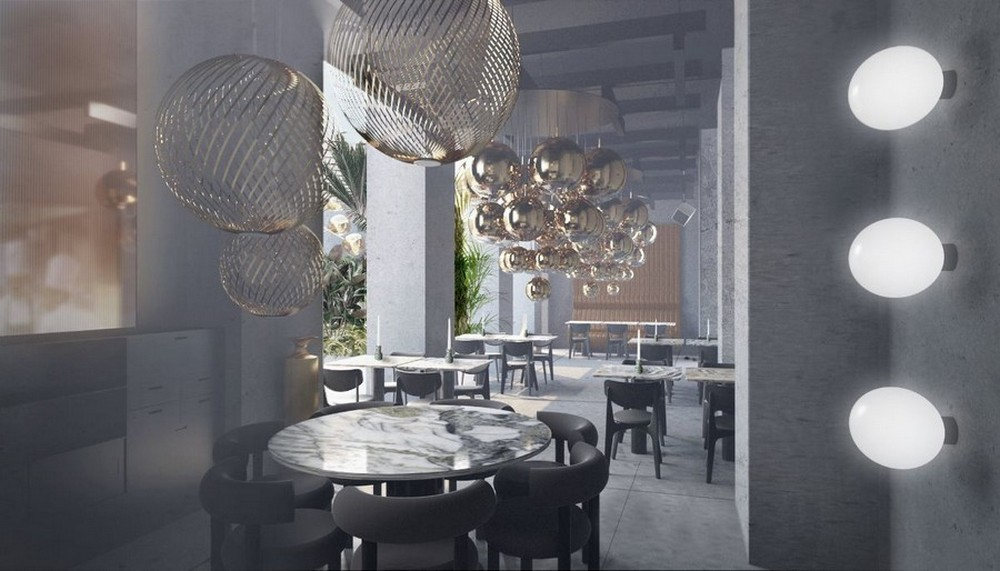 Tom Dixon is opening The Manzioni during Milan Design Week 2019 milan design week Tom Dixon is opening The Manzioni during Milan Design Week 2019 TomDixon1