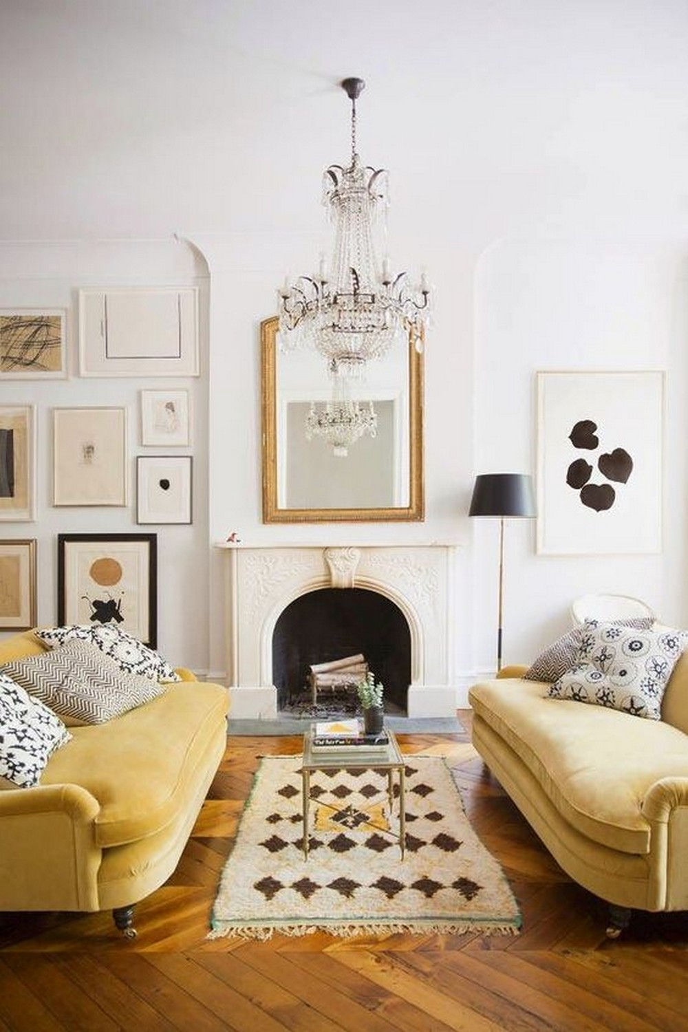 Yellow Mellow Yellow Mellow: feel inspired by this 2019 interior design trend a1980adde28aa7be15a240aa25532a86