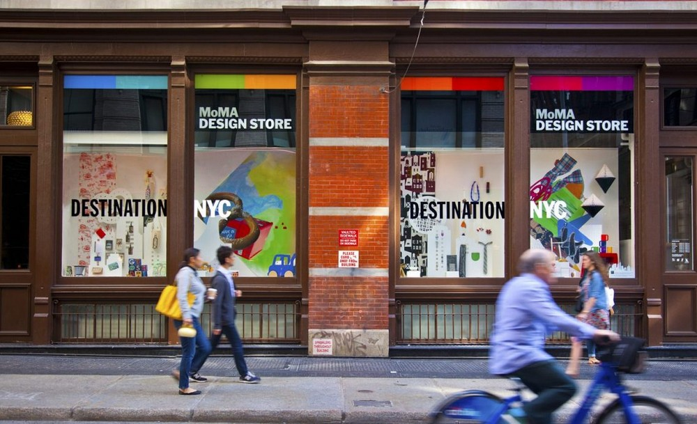 Don't miss our Design Guide for NY's AD Design Show 2019 ad design show 2019 Don't miss our Design Guide for NY's AD Design Show 2019 new york city guide for designers moma design shop exterior 1 1400x852