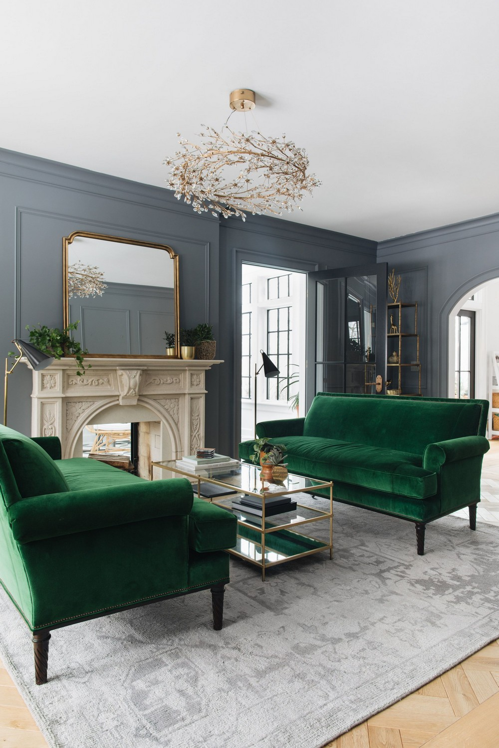 Emerald Green: the perfect color to bring more glamour to your home emerald green Emerald Green: the perfect color to bring more glamour to your home 88a0b6b83a668bc05cc85319d11ab189