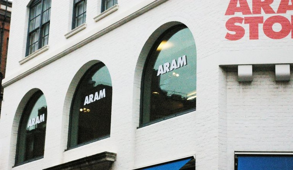 best design spots The Best Design Spots you can't miss while in London AramStore
