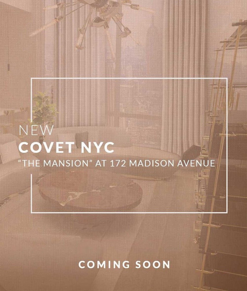 ad design show Don't miss these events in The Mansion During AD Design Show CovetNYc1