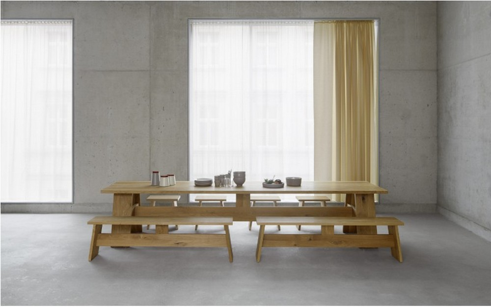 interior designers A look at some top Products from the best European Interior Designers David Chipperfield