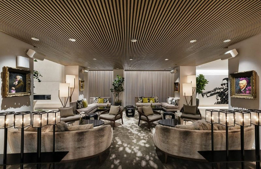 interior designers Know some of the most amazing interior designers from America DavidRockwell