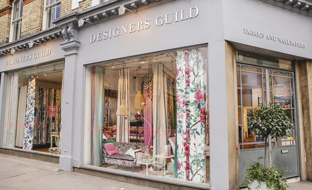 best design spots The Best Design Spots you can't miss while in London DesignersGuild