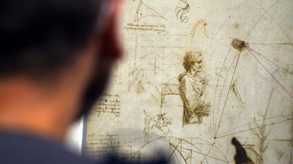 leonardo da vinci A discovery of both Milan and Leonardo Da Vinci's Work & History Discover Milan and The Work History of Leonardo Da Vinci 11