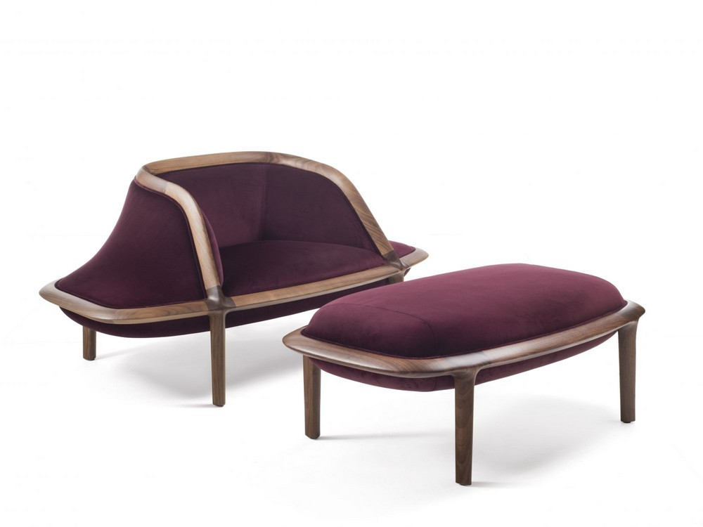 milan design week Check out some the brands that make Milan Design Week Gargantua armchair