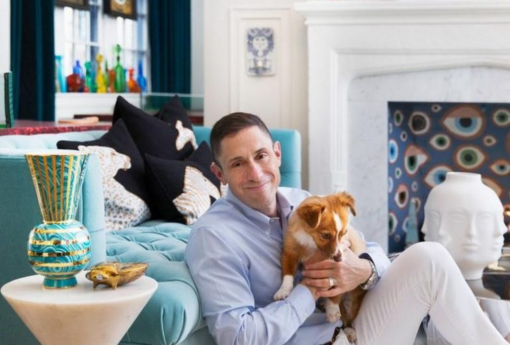 interior designers Know some of the most amazing interior designers from America Jonathan Adler 1