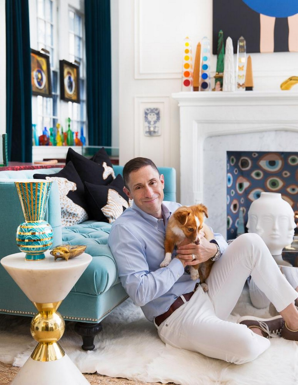 top interior designers Here are some top projects from New York's Top Interior Designers Jonathan Adler