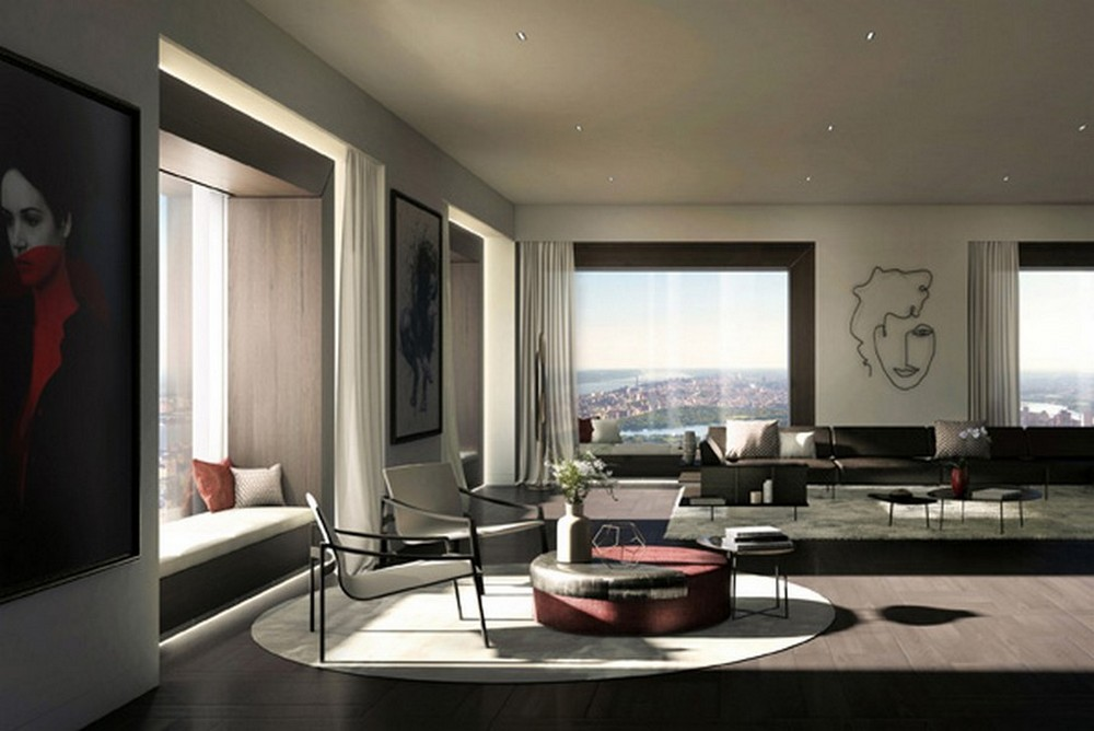 Matteo Nunziati has designed a new Luxury Penthouse In New York City matteo nunziati Matteo Nunziati has designed a new Luxury Penthouse In New York City Matteo Nunziati Designed A Luxury Penthouse In New York City 3