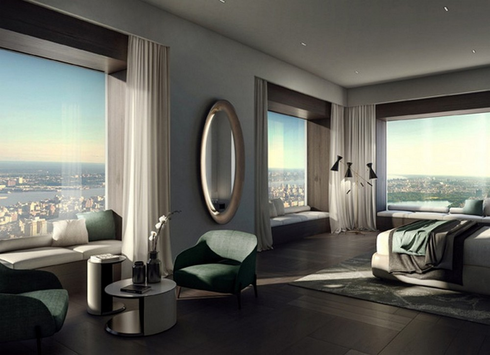 Matteo Nunziati has designed a new Luxury Penthouse In New York City matteo nunziati Matteo Nunziati has designed a new Luxury Penthouse In New York City Matteo Nunziati Designed A Luxury Penthouse In New York City