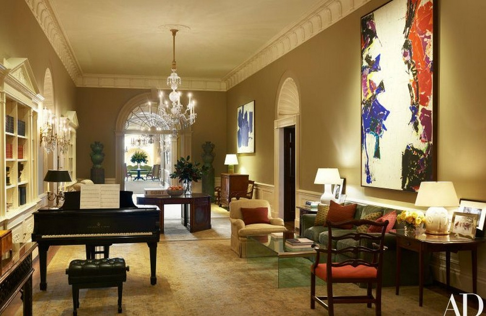 top interior designers Here are some top projects from New York's Top Interior Designers Michael S Smith2