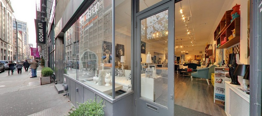 best showrooms The best showrooms you can't miss in NY during AD Design Show Modshop1
