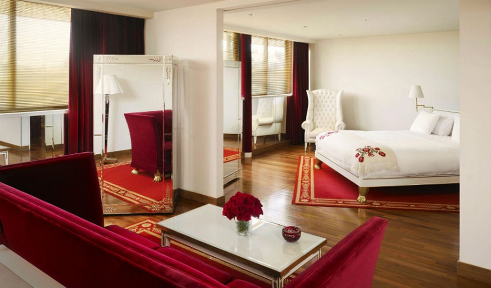 interior design projects Have a look at some of the best Interior Design Projects Philippe Starck 1