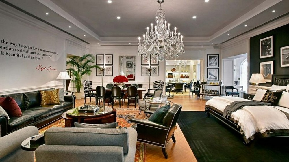 ad design show AD Design Show: here are the top brands to see in NY RalphLaurenHome