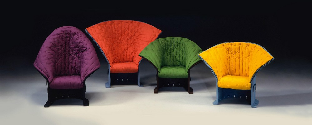 italian craftsmanship Let's have a look at the Most Exquisite Italian Craftsmanship The Most Exquisite Italian Craftsmanship Feltri Armchairs Gaetano Pesce