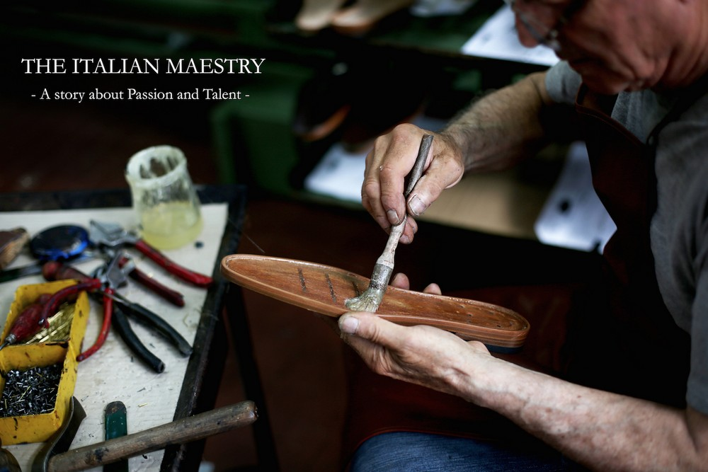 italian craftsmanship Let's have a look at the Most Exquisite Italian Craftsmanship The Most Exquisite Italian Craftsmanship Italian Shoes