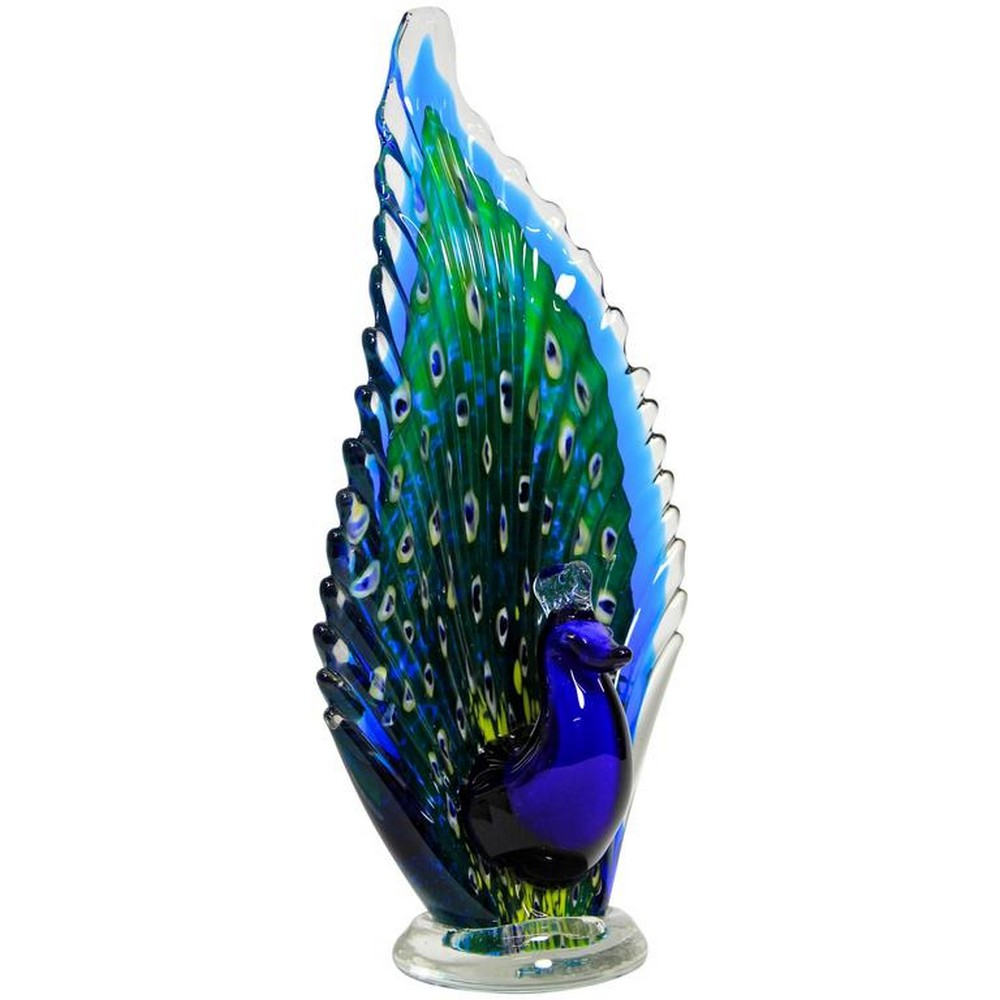 italian craftsmanship Let's have a look at the Most Exquisite Italian Craftsmanship The Most Exquisite Italian Craftsmanship Murano Glass Peacock