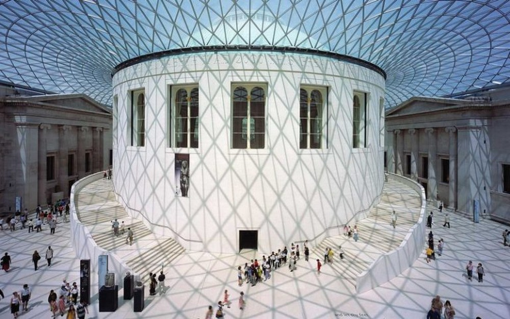 The Best Design Spots you can't miss while in London best design spots The Best Design Spots you can't miss while in London TheBritishMuseum