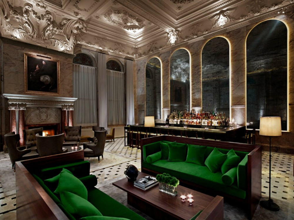 interior design projects Have a look at some of the best Interior Design Projects Yabu Pushelberg