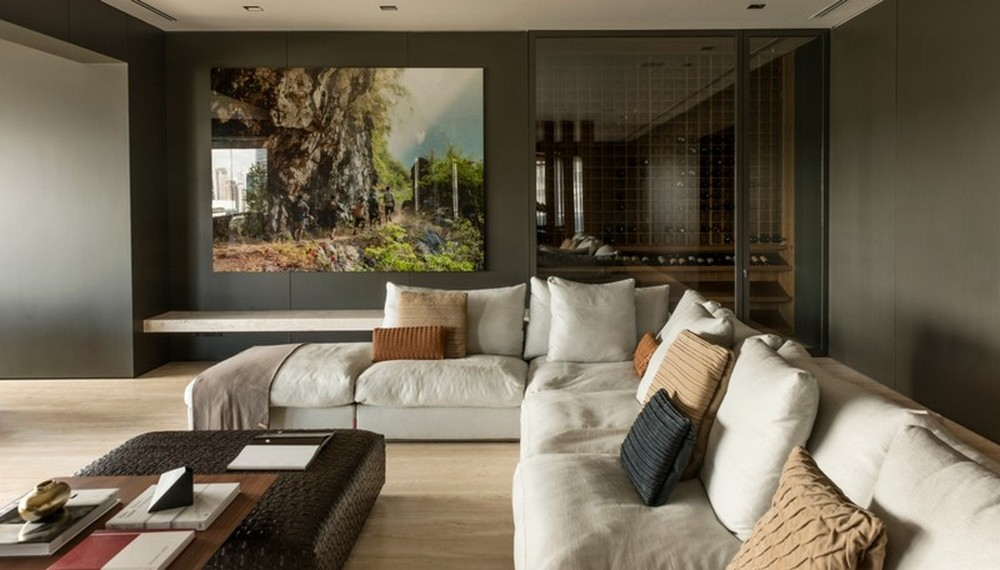 interior design projects Inspire yourself with the Best Luxury Interior Design Projects Flexform2