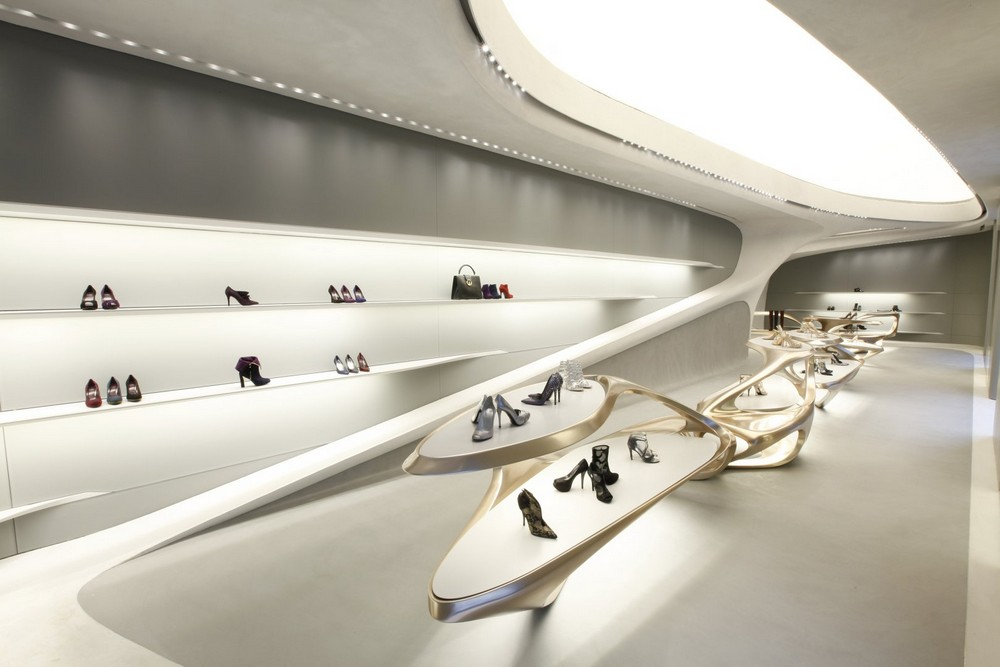 design projects See some amazing and inspiring European design projects Zaha Hadid