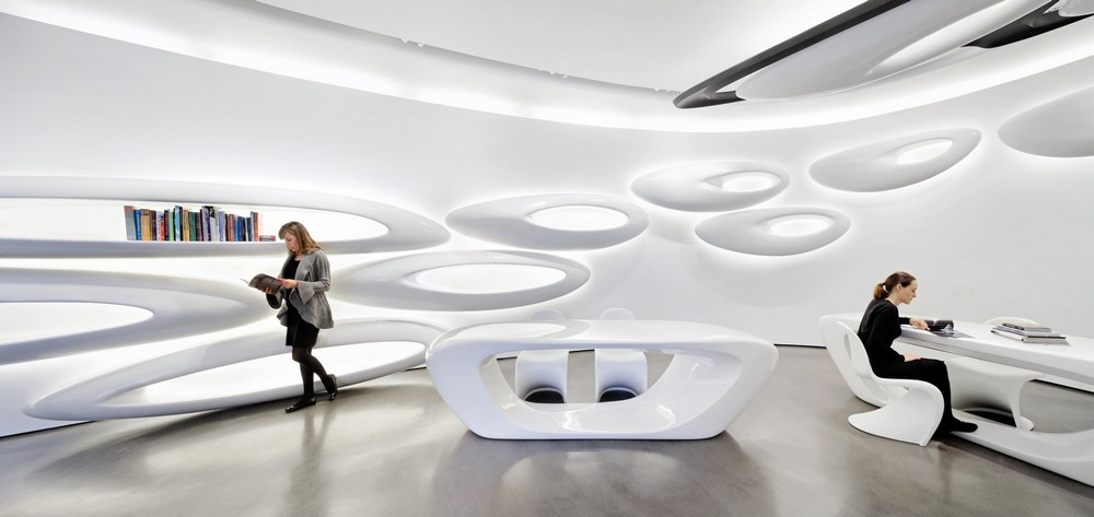 design projects See some amazing and inspiring European design projects Zaha Hadid4