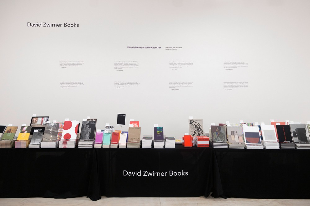 david zwirner Let's take a look at over 25 years of David Zwirner's gallery 2019nyabf1