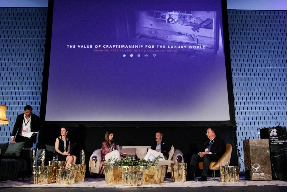 craftsmanship summit Know more about the Luxury Design & Craftsmanship Summit 2019 Celebrating Craftsmanship The Luxury DesignCraftsmanship Summit 2019 5 1024x683