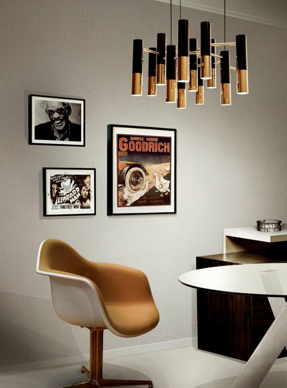 1stdibs 1stdibs: this online marketplace helps you find amazing luxury furniture IKE DL SuspensionLamp1