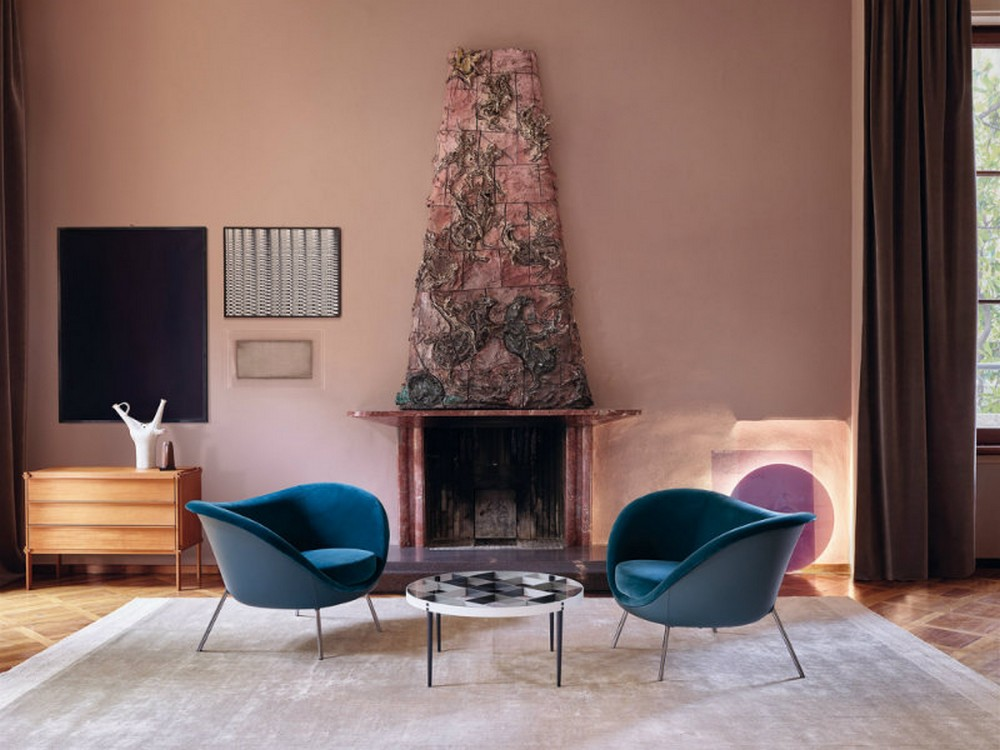 interior designers Be inspired by these unique design projects by top interior designers Molteni 1