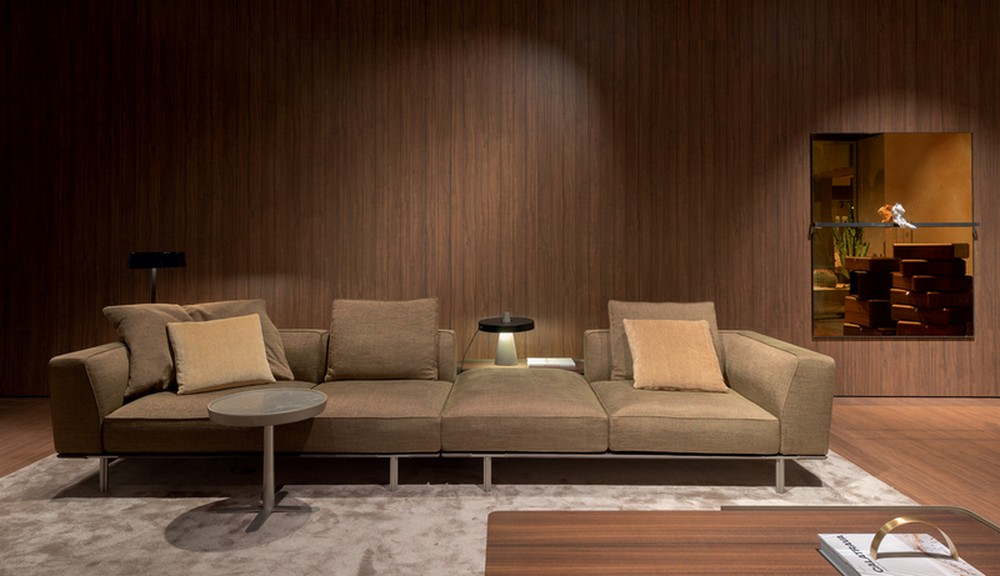 bespoke furniture These bespoke furniture brands will glamorize your living room decor Molteni