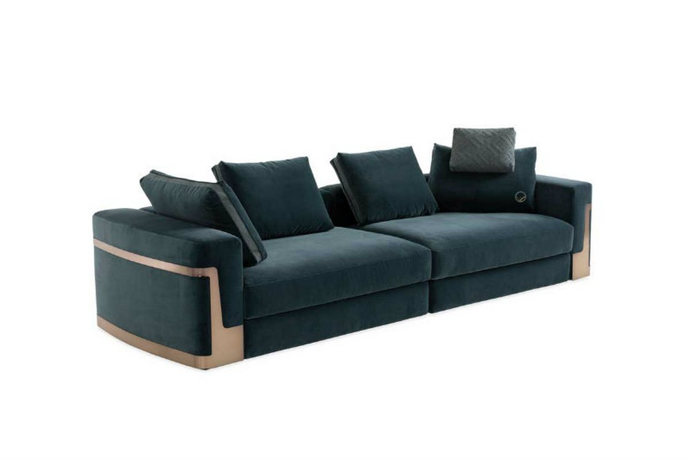 italian brands These chairs and sofas from Italian brands will glamorize your home Ray Sofa