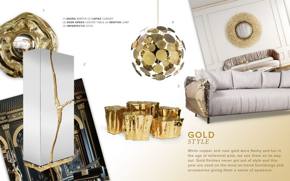 contemporary vibe Check out the amazing contemporary vibe of Illulian and Boca do Lobo moodboard
