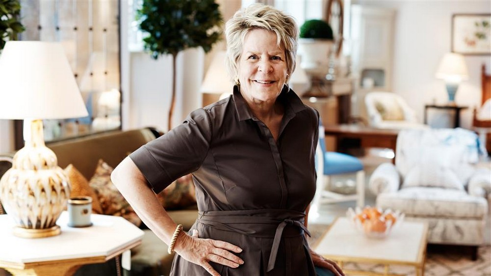 best interior designers Have a look at 20 of the Best Interior Designers from NYC Bunny Williams 1