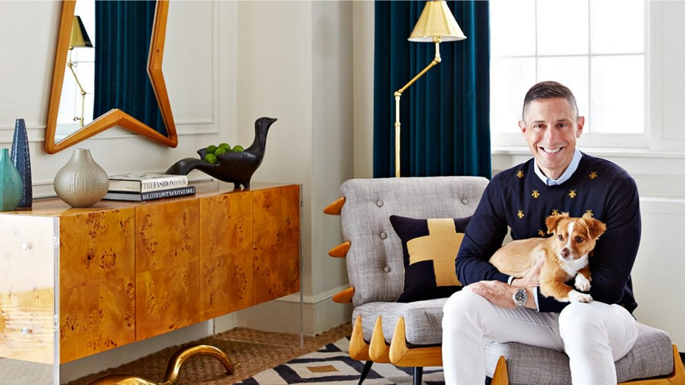 best interior designers Have a look at 20 of the Best Interior Designers from NYC Jonathan Adler 1